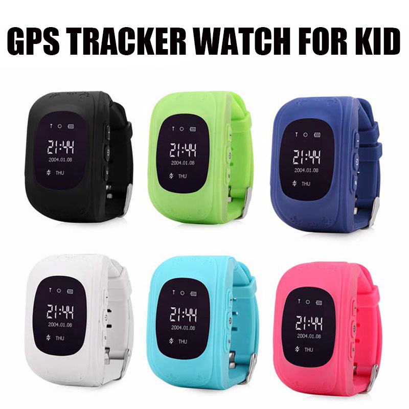 GPS Tracker font b Watch b font Kids Smart font b Watch b font font b