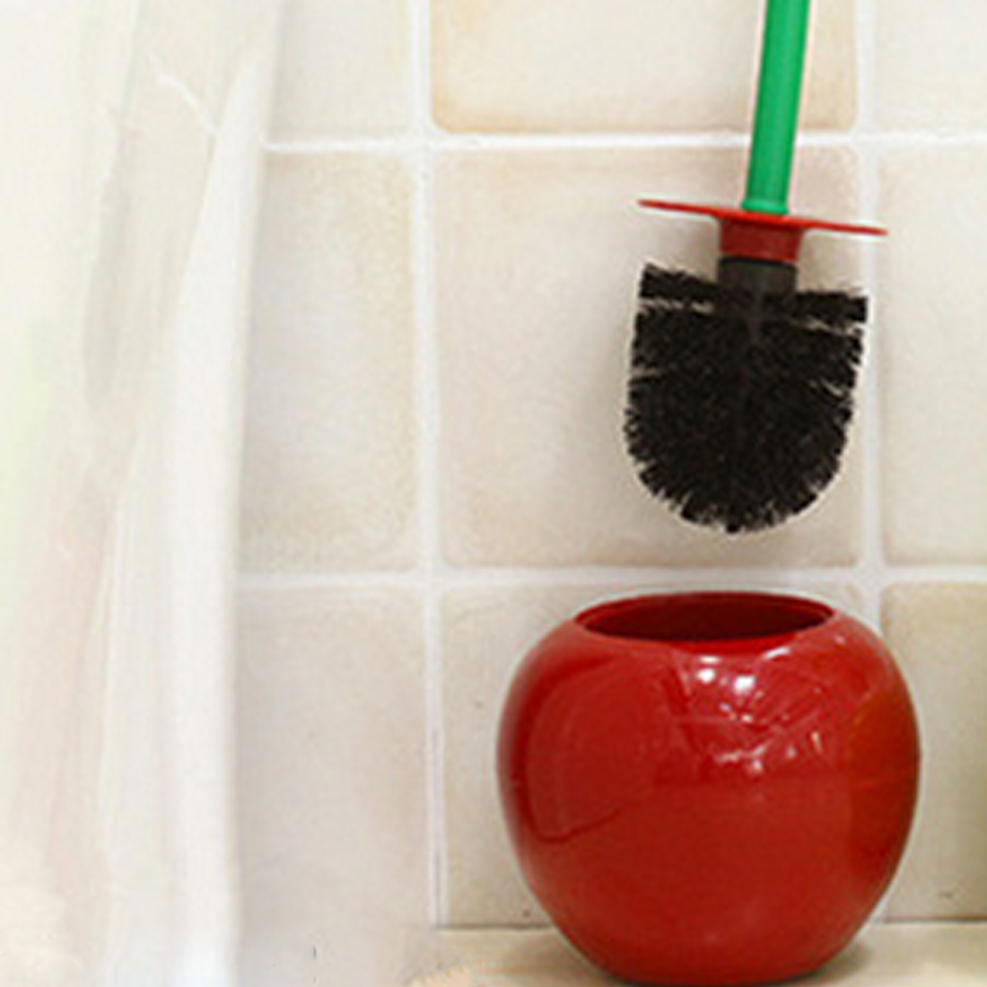 Aliexpress.com : Buy Welcomed Lovely Cherry Lavatory Brush Cherry ...