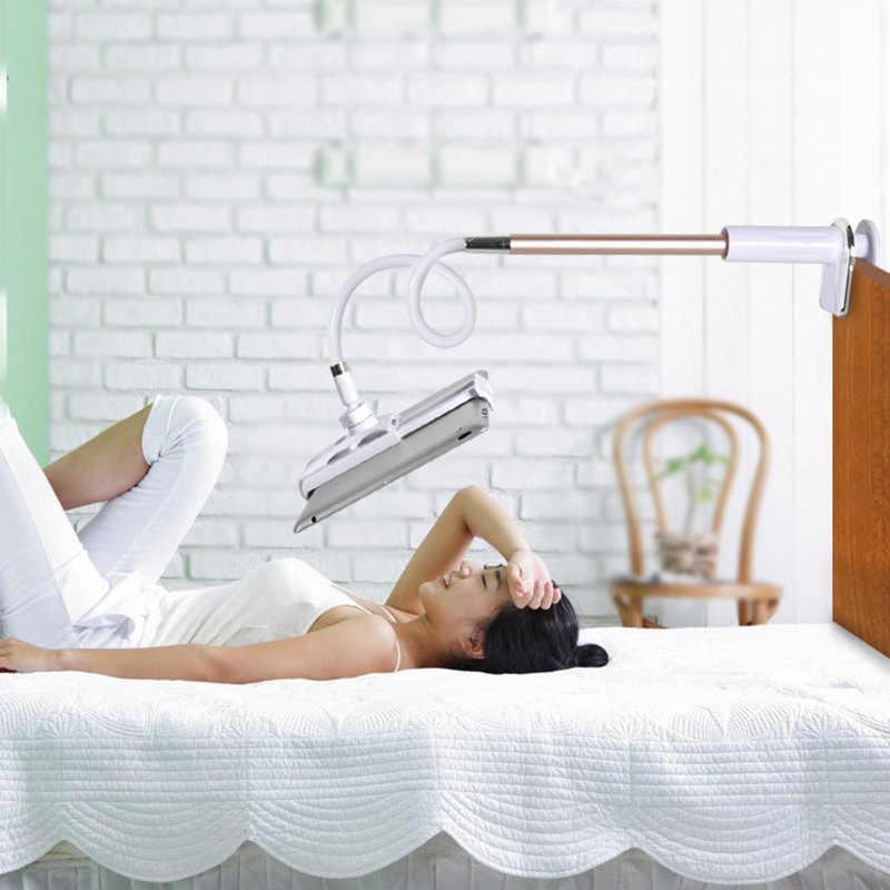 ارفين طويل الذراع منضدة قابل للضبط حامل حامل لباد برو آيفون X XS 4-11 بوصة الهاتف سامسونج اللوحي مرنة كسول السرير سطح المكتب