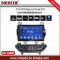 Geely gc5 автомобильный радиоприемник gps кассеты горячий продавать с российской меню бесплатный навител карта поддержка bluetooth телефон
