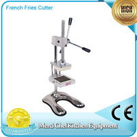 ITOP Manual Fruit Apple Vegetable Salad Slicer Commercial Kitchen Potato Chip Press Machine French Fry Cutter