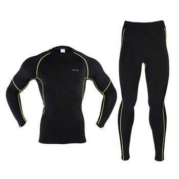 Комплекты термобелья для катания на лыжах, подштанники, теплые мужские лыжные куртки и штаны, быстросохнущая одежда для зимних видов спорта...