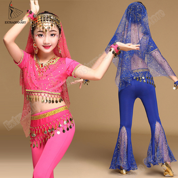 Girls Bollywood Dance Costumes Belly dance