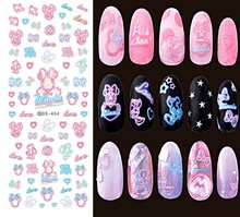 30 stijlen! 1 vel Mode Nails Art Manicure Water Decal Decoraties Ontwerp Water Transfer Nail Sticker Voor Nagels Tips Beauty(China)