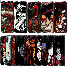 WEBBEDEPP Anime Hellsing Alucard Soft TPU Cases Cover for Xiaomi Redmi 7 4A 5A 6A S2 4 4x 5 Plus 6 Pro hellsing alucard cosplay red mens hellsing cosplay costume