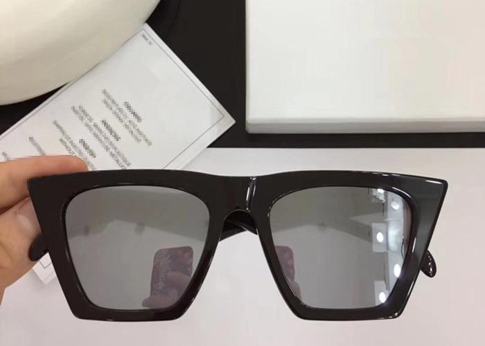 Cat Mode Design c5 Sol Marke 41468 c3 Brillen Vintage Rahmen c4 Oculos Eye C1 Frauen Gradienten Sonnenbrille Stil c2 De PrfxrH