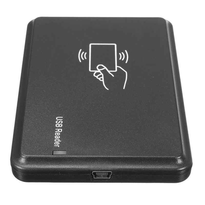 USB 125Khz RFID lecteur écrivain copie EM4305 T5567 lecteur de carte copieur programmeur brûleur pour contrôle d'accès sécurité à la maison