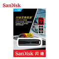 SanDisk EXTREME CZ80 USB Flash Drive 6USB3. 0 Pen Drive original 4 GB 32 GB 16 GB PENDRIVE freeshipping