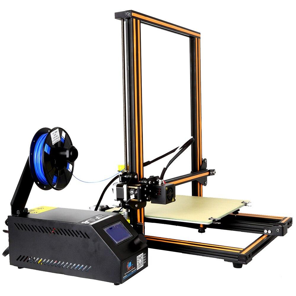 400x400x3 мм боросиликатное стекло опора для кровати для DIY Creality CR 10 Тарантул I3 3d принтер - 3