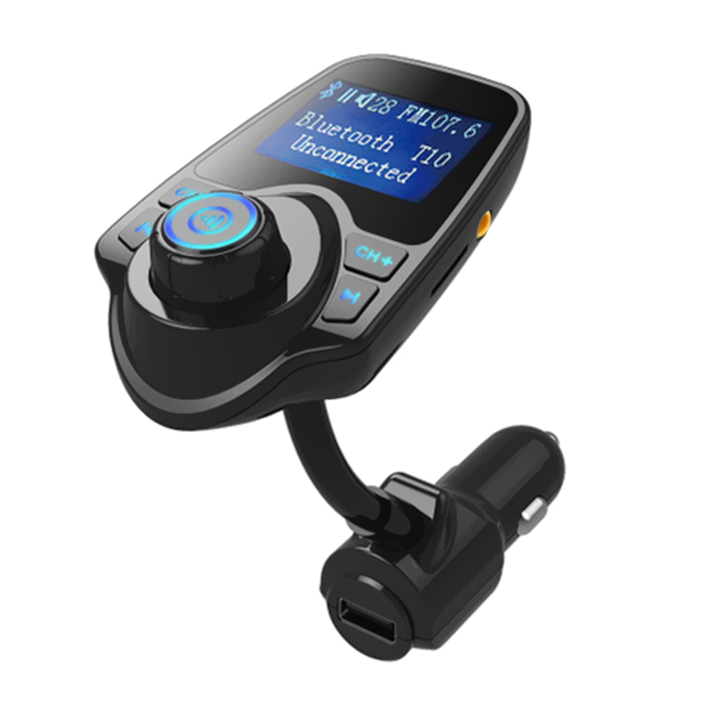 Car Aux Wireless Bluetooth FM Transmitter Radio Adapter USB Charger Mp3 Player/&