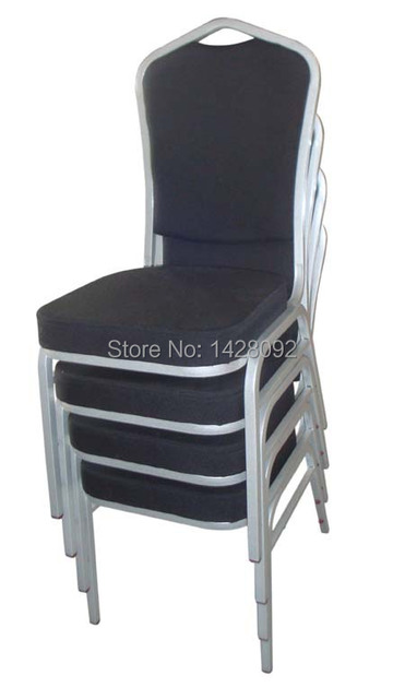 Charmant Wholesale Quality Cheap Strong Stackable Black Metal Hotel Chairs LQ T1030B