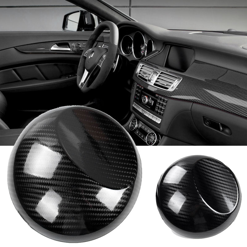 Car Styling 10x152cm 5D Carbon Fiber Film High Glossy Vinyl Stickers Car Decoration Carbon Fiber Film Car-Styling Stickers