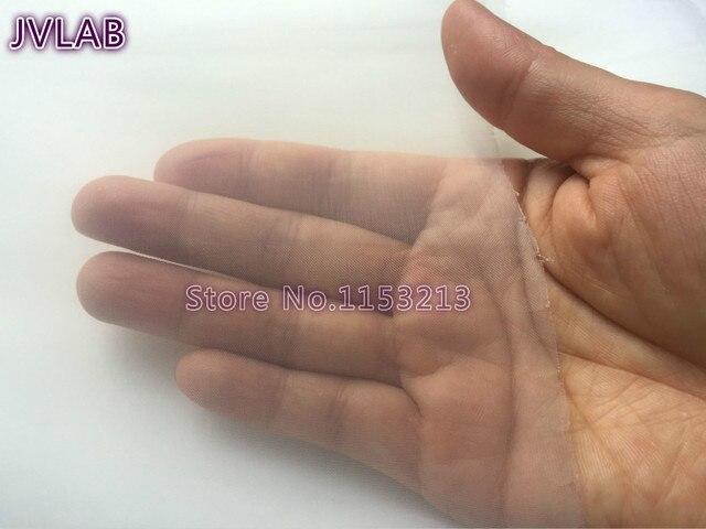 Tissu filtrant en Nylon 80 mesh/In 180 Micron gaze eau soja peinture écran café vin Net tissu industriel filtre maille 1 m * 1 m
