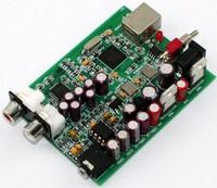 XMOS U8 AK4490 USB Decoder Board