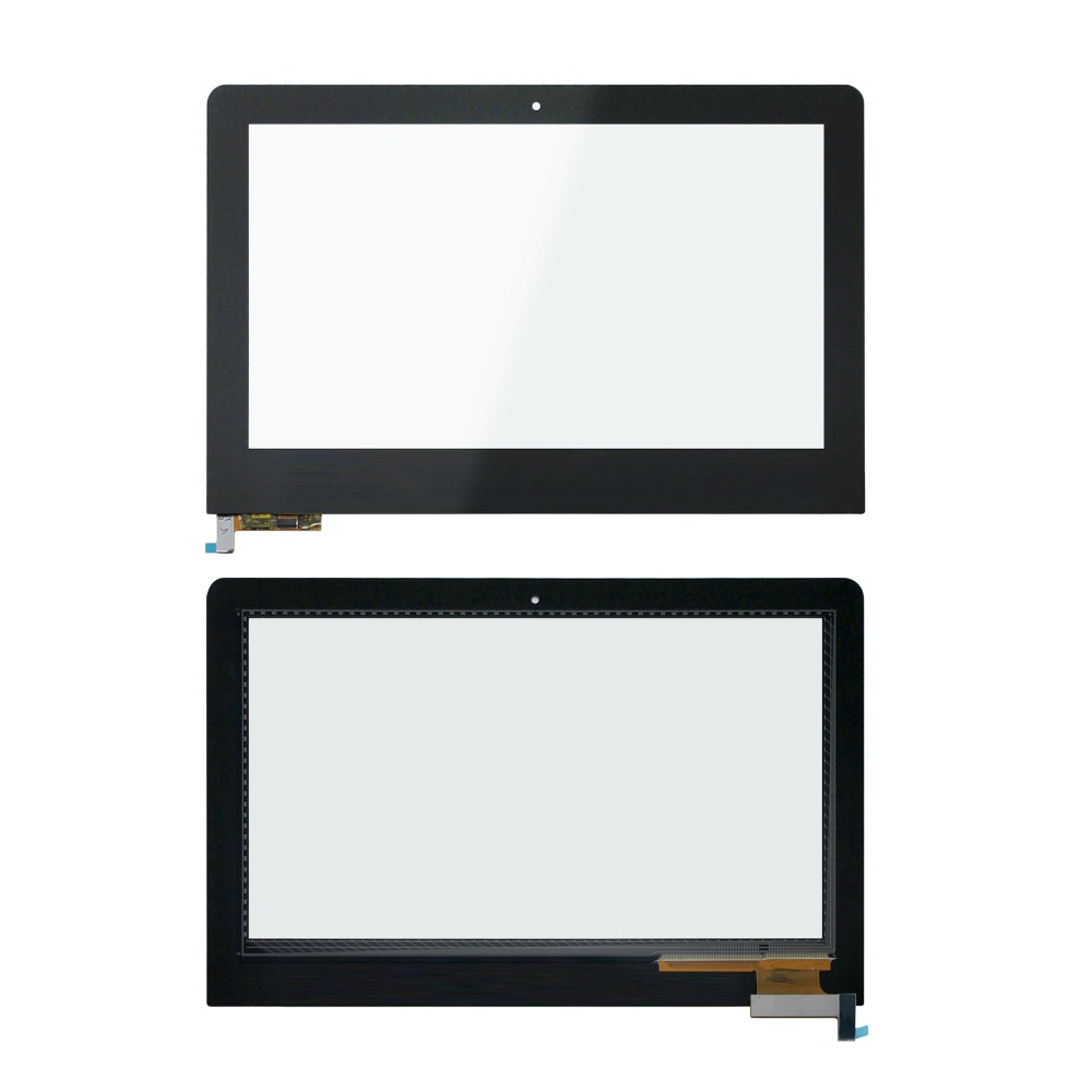 US $66 0  For Lenovo YOGA 300 11 Touch Digitizer Glass Replacement Yoga 300  11IBR YOGA 300 11IBY 80M0007NGE with Bezel-in Laptop LCD Screen from