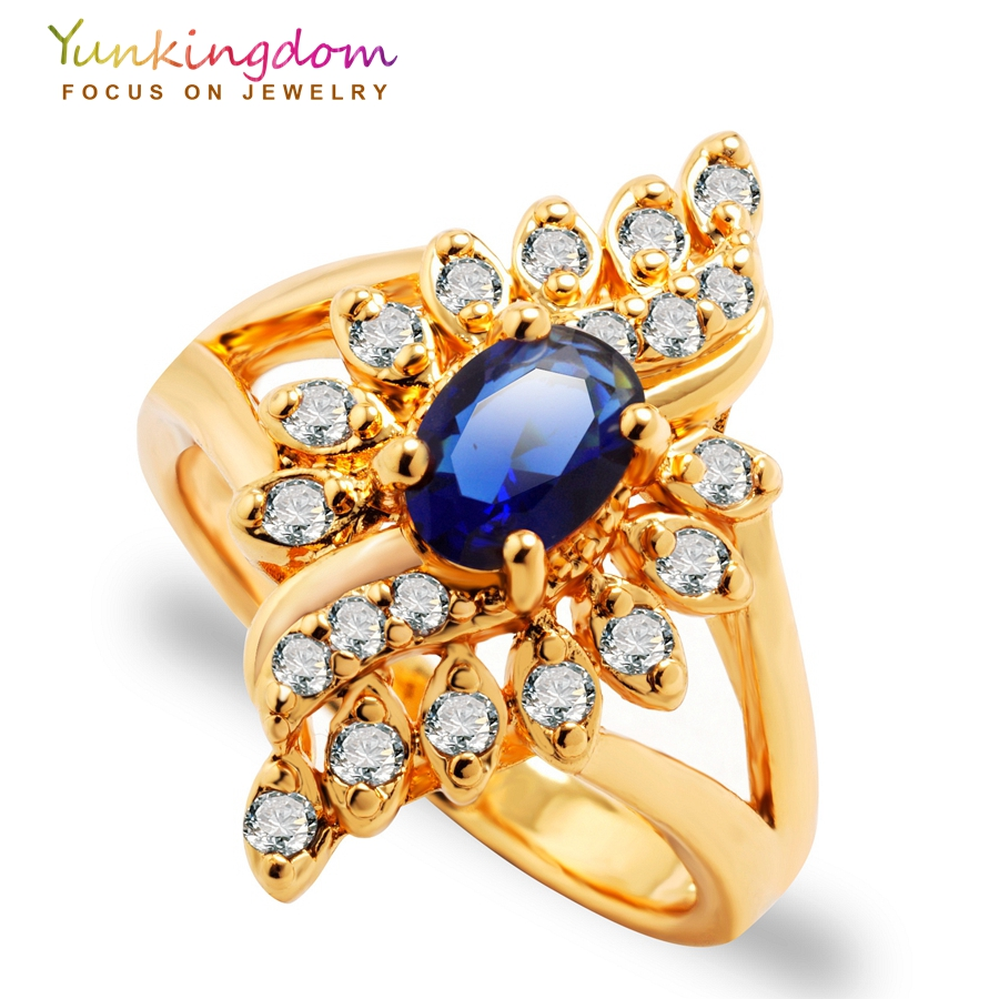 Yunkingdom Unique Design Wedding Rings fs