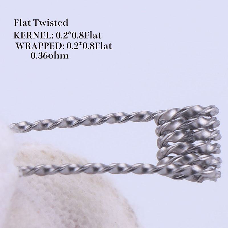 flat twisted 0.36