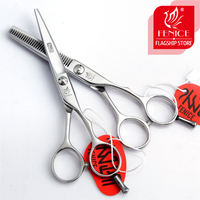 professional hairdressing scissors high quality cutting and thinning shears 5.0 +5.5 inch 5.5+ 5.5 inch