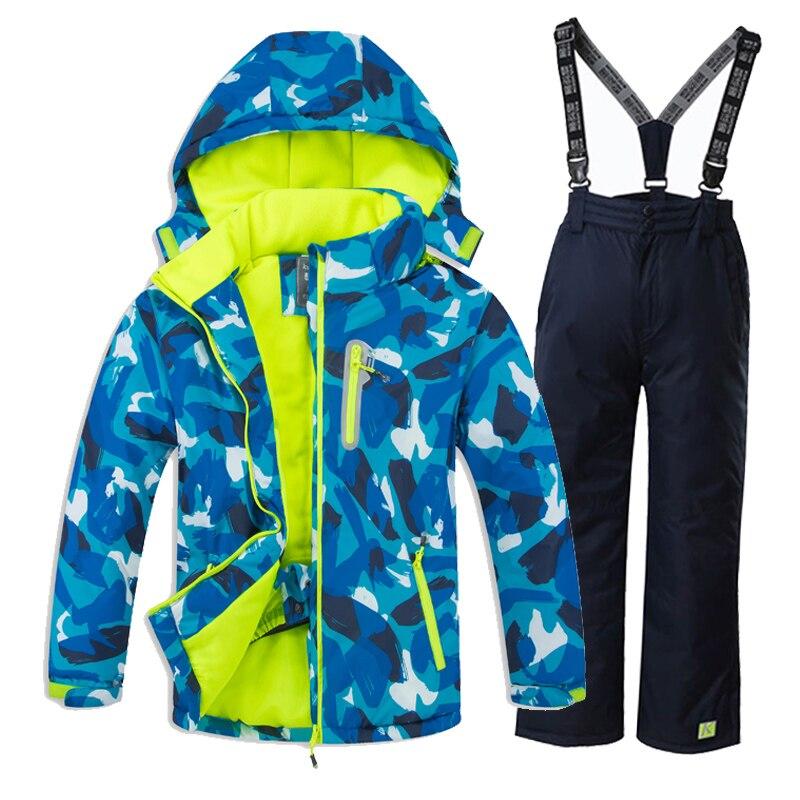Wysokiej Jakości Chłopięcy Kombinezon Narciarski Kurtka I Spodnie Narciarskie Dla Dzieci Odzież Narciarska Dla Dzieci Kombinezon Snowboardowy Kurtka Snowboardowa I Spodnie Dla Dzieci Kurtki Narciarskie Aliexpress