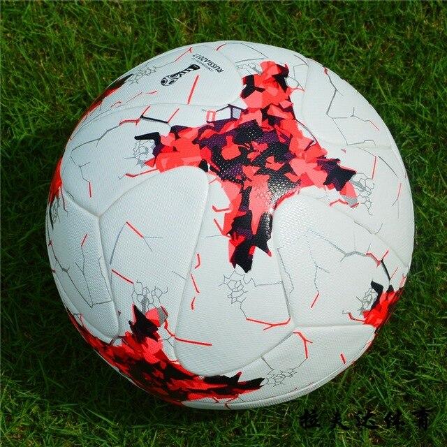 2017 New A++ Premier PU Soccer Ball Official Size 5 Football Goal League Ball Outdoor Sport Training Balls Futbol Voetbal Bola