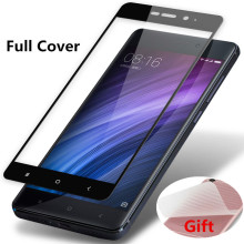 For Xiaomi Redmi 4 Pro Tempered Glass 0 26mm 2 5D Full Cover Screen Protector For