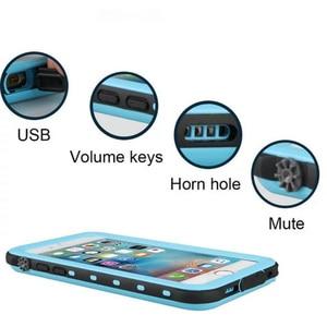 Image 4 - Para O Iphone 6 6 s Caso À Prova D Água 6 Plus/6 s Mais Vida Água Caso À Prova de Choque À Prova de Sujeira à prova de Casos de Telefone para I Telefone 6 cobrir