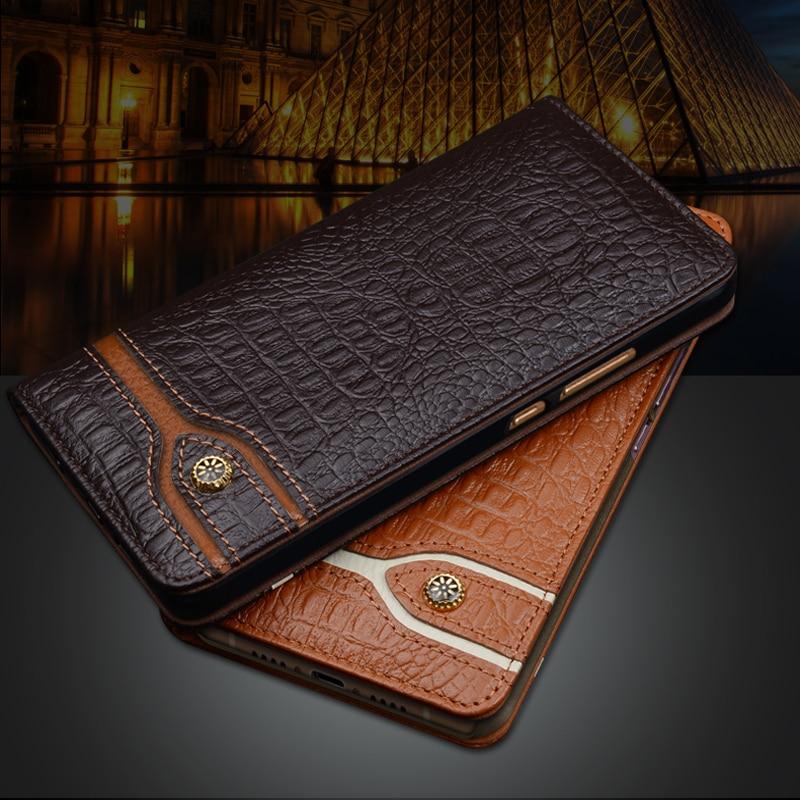 Livraison rapide 5.7 pouces Mature série portefeuille Flip étui en cuir pour Xiao mi 5 S mi 5 s Plus étui en cuir de dormance pour Xiao mi 5 s plus