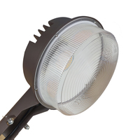 85 277V ETL CE 50w 70w LED Dusk to Dawn Lamp, Photocell Sensor Control Outdoor Yard Light IP65 Security Street Light
