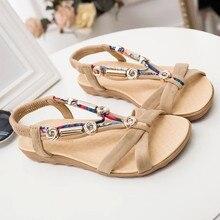 Летние женские сандалии; обувь на низком каблуке; Низкие туфли с открытым носком; римские сандалии; женские Вьетнамки; сандалии