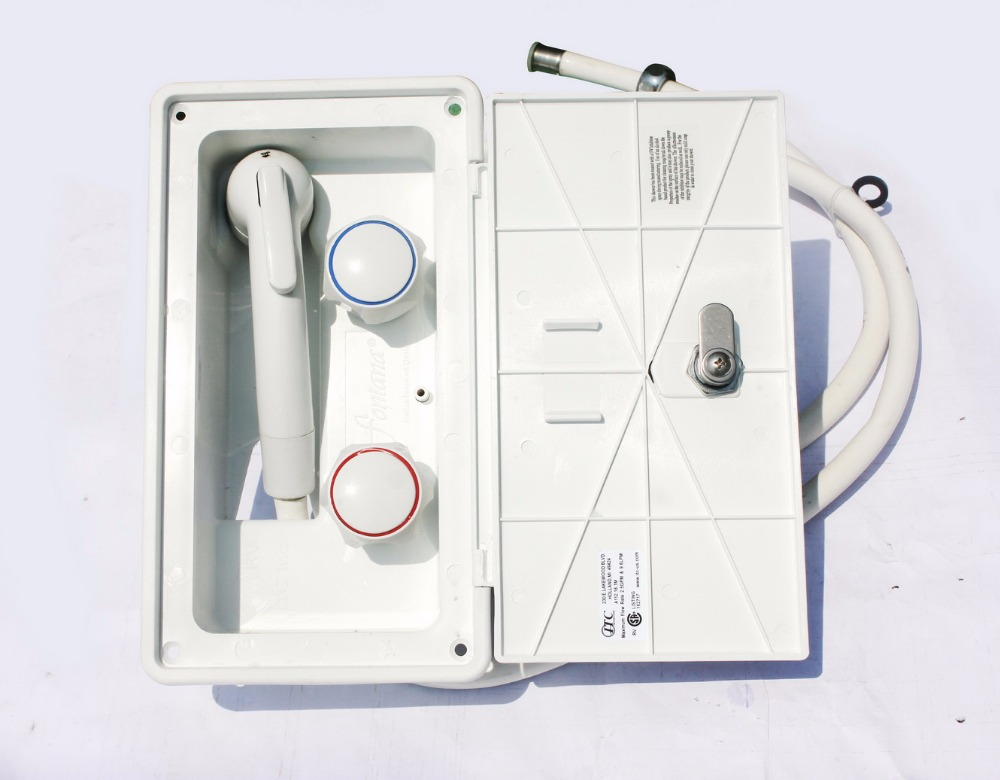 rv shower kits