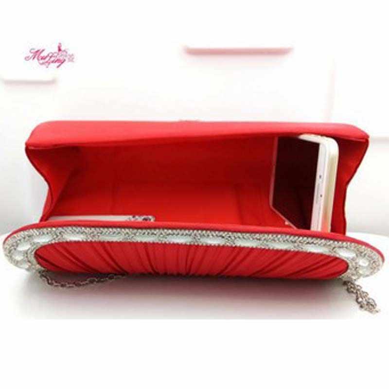 Шелк уход за кожей лица вечерние ужин сумки вечерние бриллианты для женщин женские кошельки Женская Вечеринка клатчи маленькая сумка feminina пода