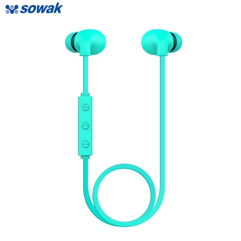 Sowak APT-X Bluetooth Wireless Headset Bass Sport Earbud Stereo Music Headphones Earphone for Xiaomi Samsung S8 Sony Computer kz lp5 bluetooth earphone apt x wireless headphone wired bass headset portable foldable headphones 1 2m cable