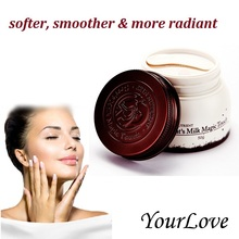 Skin Nutrient Goat's Milk Magic Touch cream, makes your skin feeling softer, smoother and more radiant & enhance skin elasticity