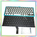 "Brand new AZERTY FR French France Keyboard with Backlight & keyboard screws for Macbook Air 13.3"" A1369 A1466 2011-2015 Years"