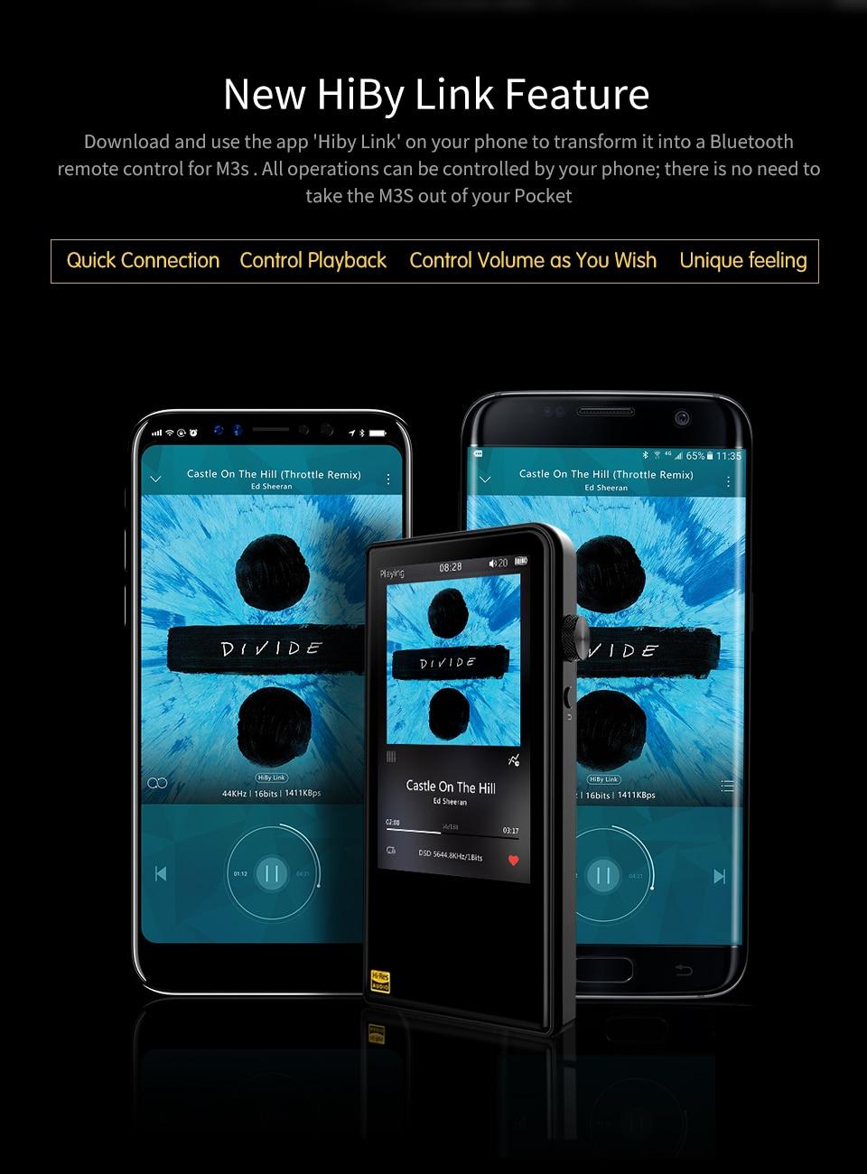 2019 Neuestes Design Xduoo X3ii 2nd Generation Ak4490 Bluetooth Tragbare Hd Lossless Musik Player Dsd128 Usb Dac & Otg Max 256g Hiby Link Mp4 Player