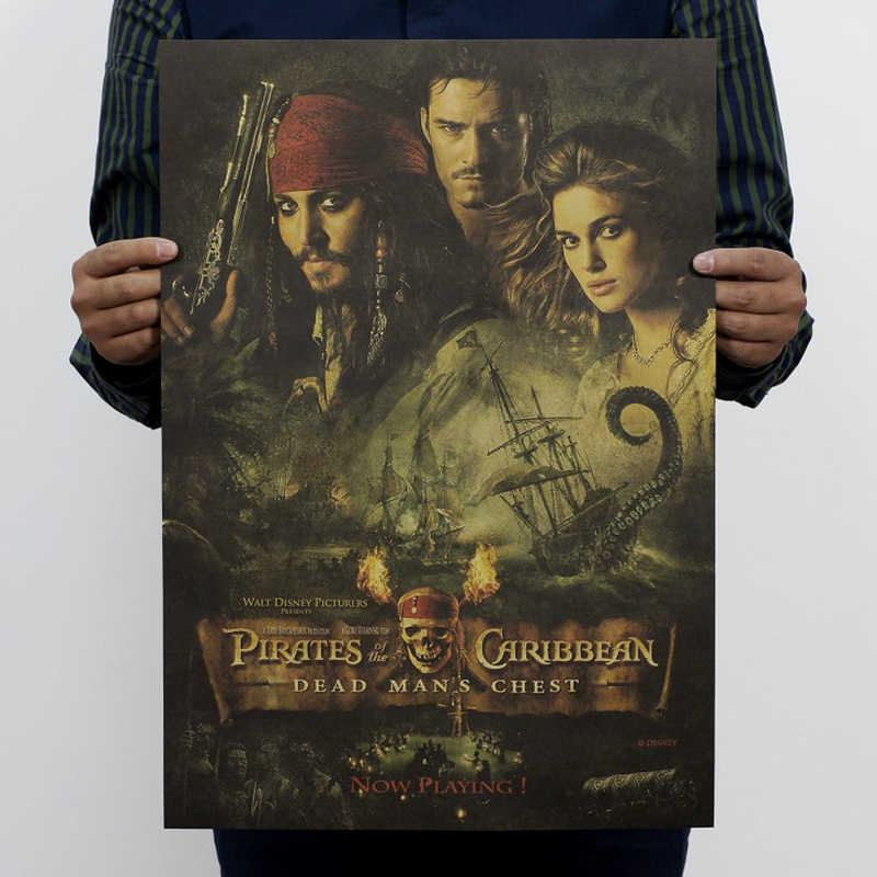Detail Feedback Questions about Pirates of the Caribbean Posters At