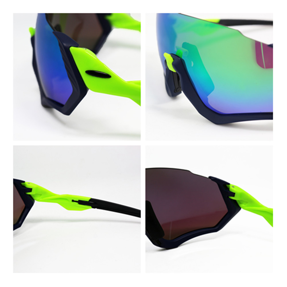 dc402e4867 Online Shop NEW Brand Design 3 Lens Cycling Glasses Bike Riding Protection  Goggles Driving Fishing Outdoor Sports Sunglasses UV 400 3 Lens
