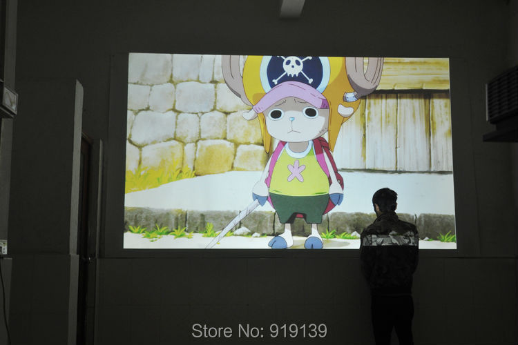 New HD Projector testing pic 4