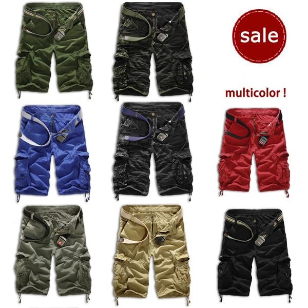 Mens Polo Cargo Shorts