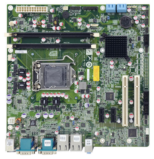 Motherboard Iei 6 Serial Port Motherboard IMB-H612A-R10 Dual Gigabit Ethernet Port 2PCI 100% tested perfect quality romi anku causes of delays and cost overrun in road construction project