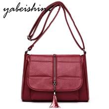 2019 New luxury handbags Women Crossbody Bags Women Bags for shoulder Messenger Bags mujer Bolsa Feminina leather tote sac main недорго, оригинальная цена