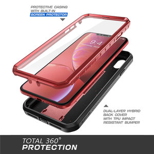 Image 5 - Cover For iPhone Xs Max Case 6.5 inch SUPCASE UB Pro Full Body Rugged Holster Case with Built in Screen Protector & Kickstand
