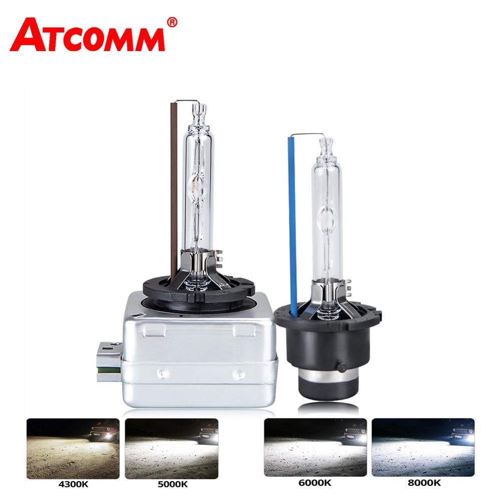 NEW REPLACEMENT OEM XENON HID Headlight Bulb D2R 4300k