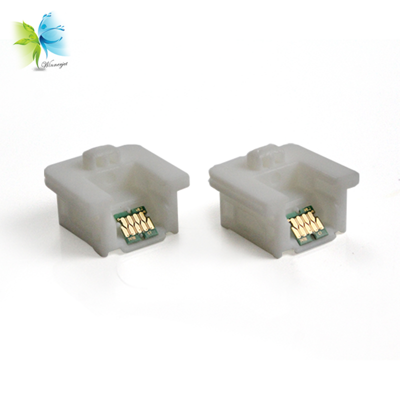 Winnerjet T741X HDK Cartridge chip with Chip Holder for Epson F9330 F9370 original cartridge -1000ml/pc