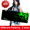 Razer or RaLoon Goliathus Large Gaming Mouse Pad Locking Edge Mouse Mat Speed/Control Version For Internet Bar Mousepad BIG SIZE