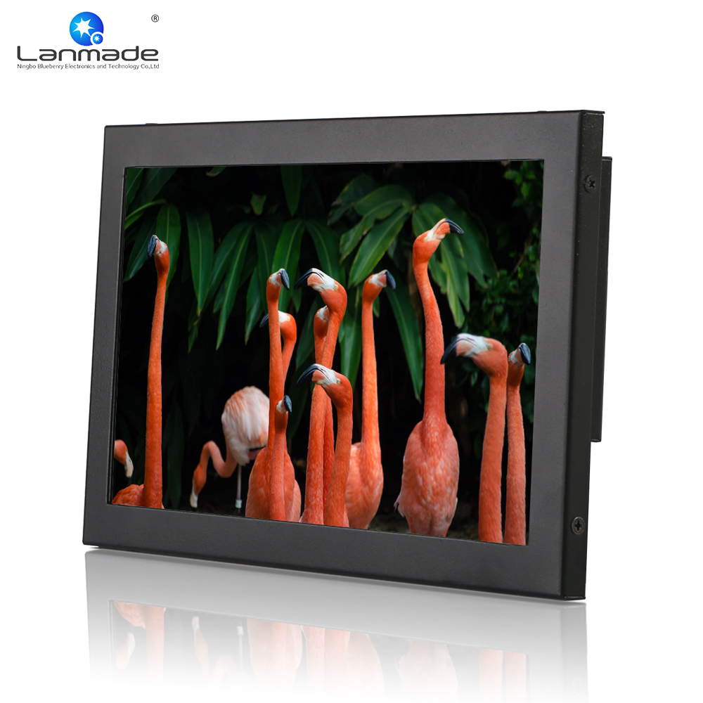 10.1inch Full Hd Industrial Computer Digital Signage Electron Lcd Digital Signage Advertising Display Monitor