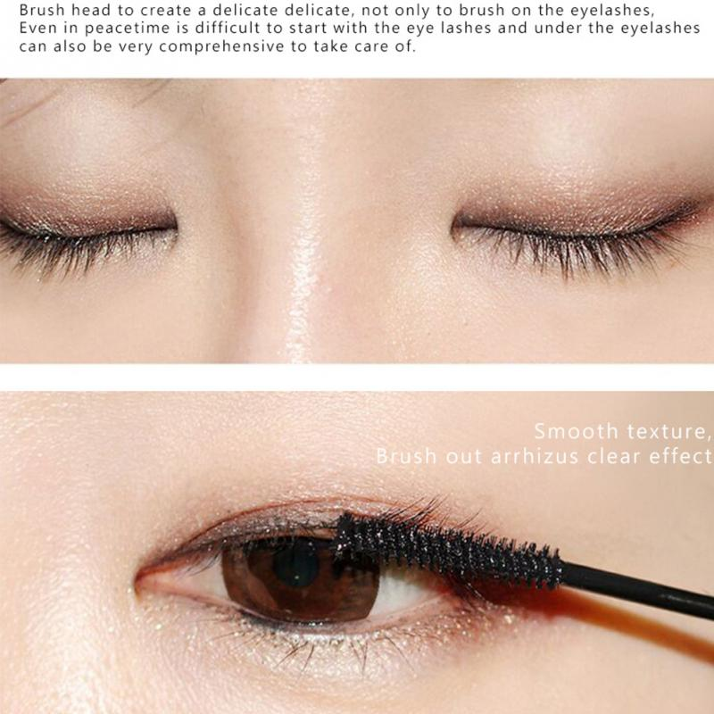 fef26e21655 Curling Mascara Volume Eyelash Extension Grower Makeup Long lasting  Waterproof Slender Thick Cosmetics Masquara-in Mascara from Beauty & Health  on ...