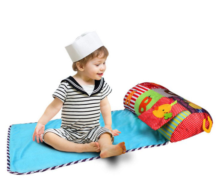 Children Education Activity Crawling Gym Crawling Play Mat