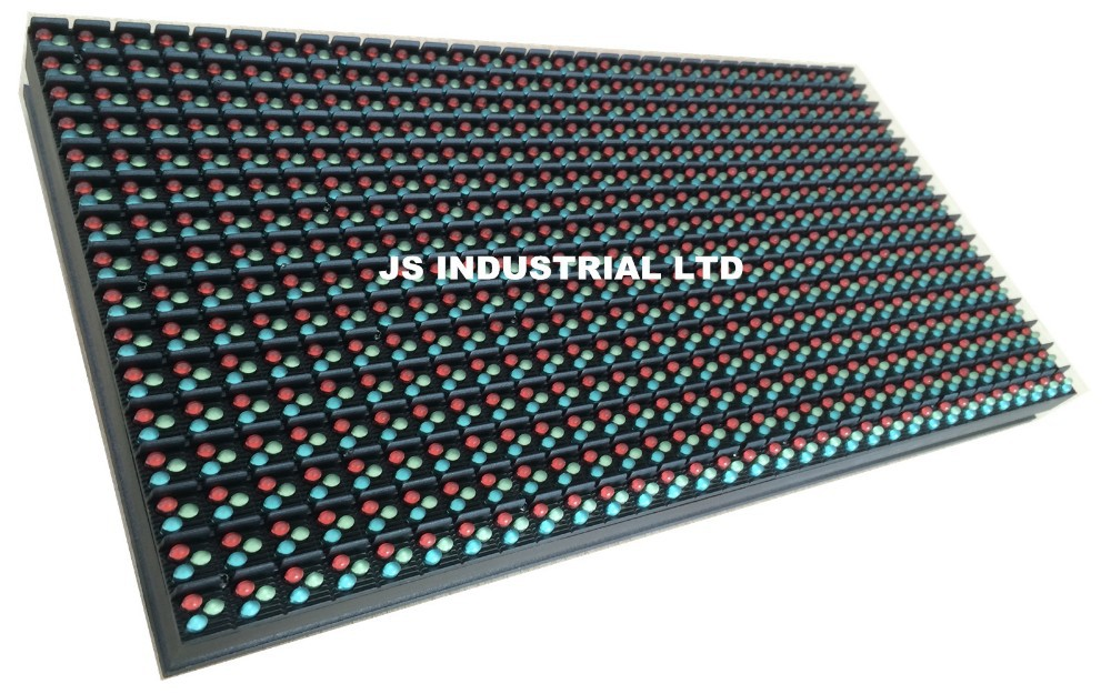 P10 Outdoor DIP Full Color Led Panel Display Module - 320*160mm - High Brightness, High Quality, High Performance
