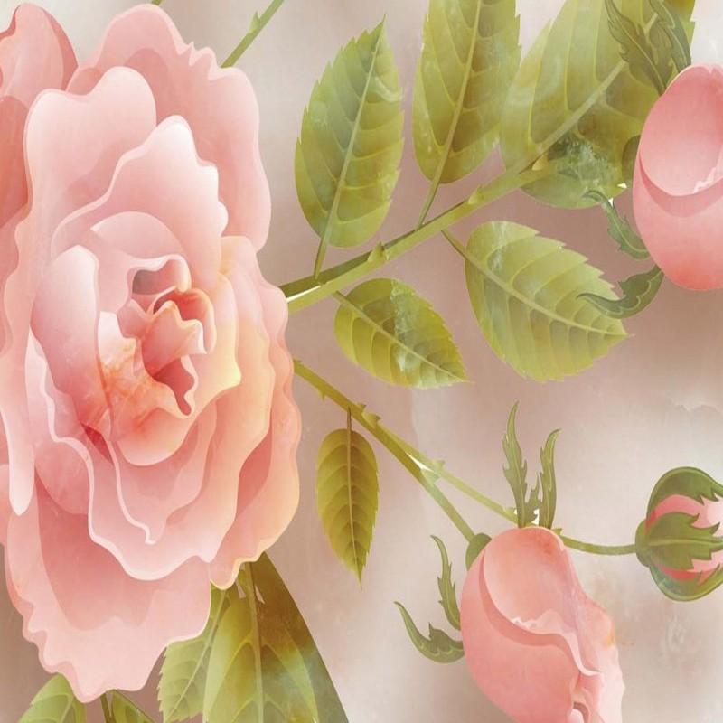 Мраморные розы Свободный Памятник с крестом на просвет Семенов